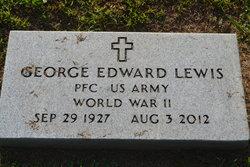 George E. Bud Lewis
