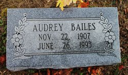 Audrey Bailes