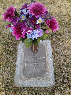 Evelyn Lea <i>Phillips</i> Baysinger