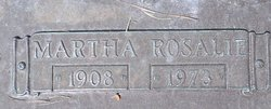 Martha Rosalie <i>Hanna</i> Bufkin
