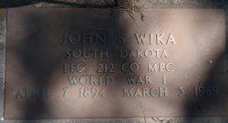 John S. Wika