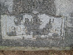 Carrie H <i>Mattson</i> Baasch