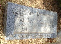 Adelfa <i>Andrade</i> Arguello