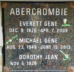 Everett Gene Abercrombie