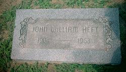 John William Heft