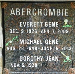 Dorothy Jean <i>Jepperson</i> Abercrombie