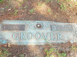 Dicy <i>Bragg</i> Groover