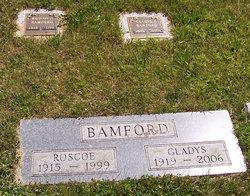 Gladys I <i>Williamson</i> Bamford