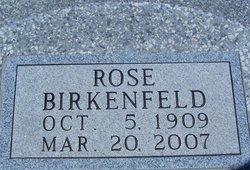Rose <i>Decker</i> Birkenfeld