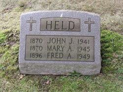 Frederick Andrew Held