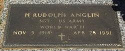 Sgt H Rudolph Anglin
