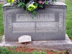Mack C (Barney)Cassell