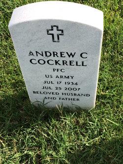 Andrew C Cockrell