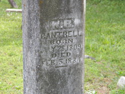 William Riley Cantrell