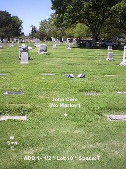 John Marion Cain