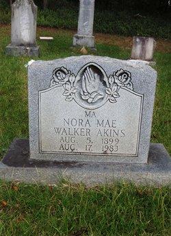Nora Mae <i>Walker</i> Akins