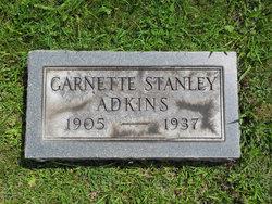 Garnette <i>Stanley</i> Adkins
