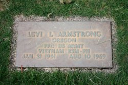 Levi Lester Armstrong