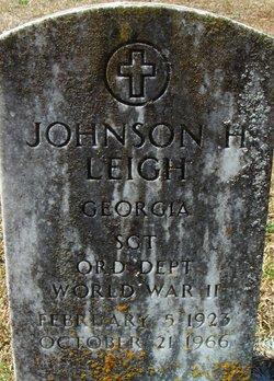 Johnson H. Leigh