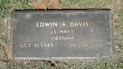 Edwin A. Ed Davis
