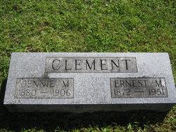 Jennie May <i>Stier</i> Clement