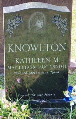 Kathleen M. <i>Doucette</i> Knowlton