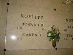 Howard Dean Howie Koplitz