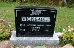 Lydia <i>Lanteigne</i> Vigneault