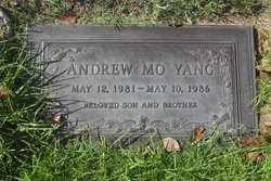 Andrew Mo Yang