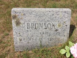 Edna M. <i>Smith</i> Bronson