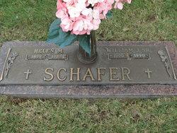 William Joseph Bill Schafer, Sr