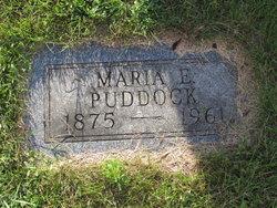 Maria F. Puddock