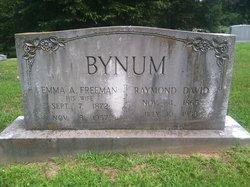 Emma Annette <i>Freeman</i> Bynum