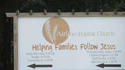 Airline Baptist Church Cemetery