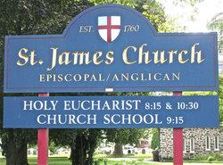 Saint James of Kingsessing Churchyard