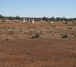 Cue Cemetery