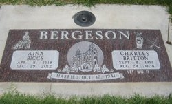Aina <i>Biggs</i> Bergeson