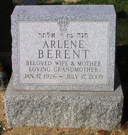 Arlene <i>Starr</i> Berent