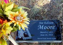 Joe Edison Edd Moore