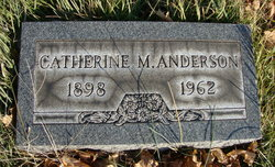Catherine M. Anderson