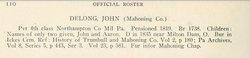 Johannes John DeLong