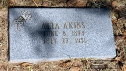 Alta Estella <i>Irvin</i> Akins