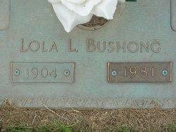 Lola L. <i>Luna</i> Bushong