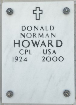 Donald Norman Howard