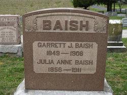 Julia Ann <i>Pensyl</i> Baish
