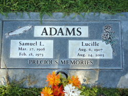 Samuel L Adams