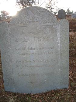 Allen French