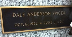 Dale Anderson Spicer