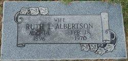 Ruth Lucile <i>Cope</i> Albertson