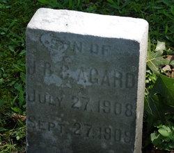 Harold/Howard Agard
